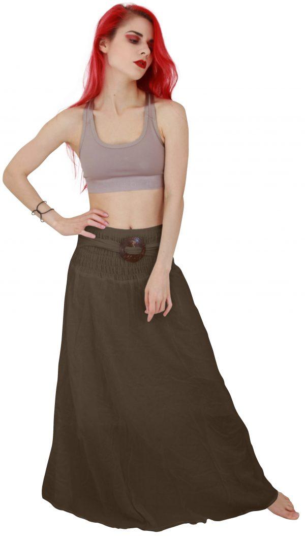 maxi skirt for women