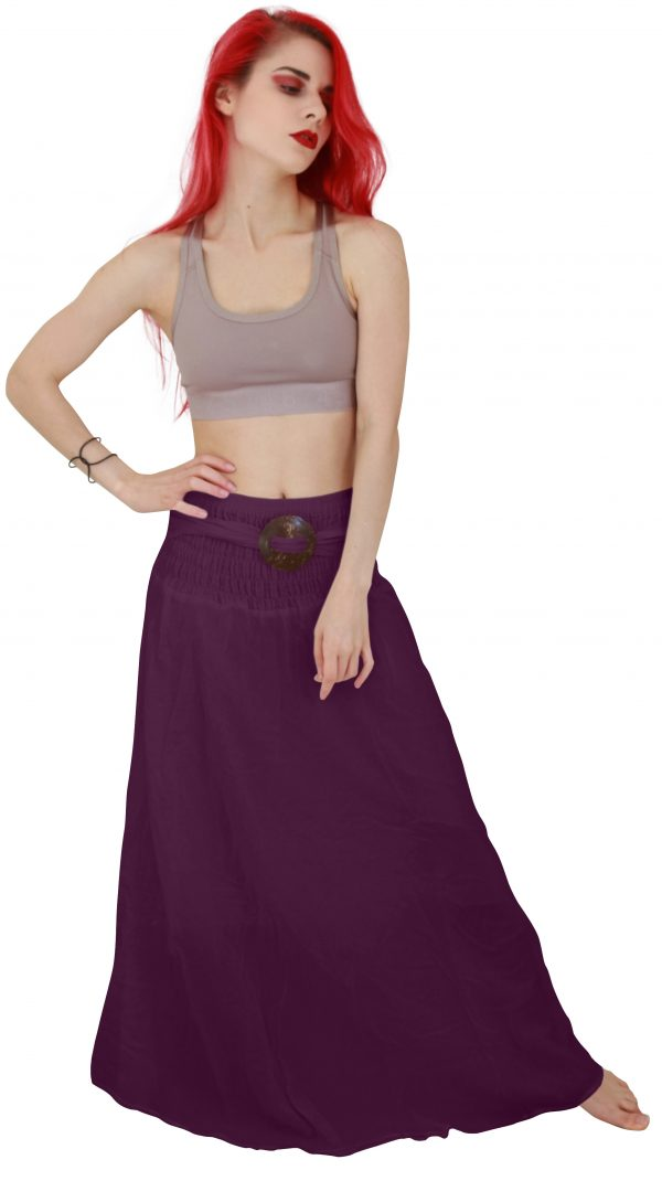 maxi skirt for women