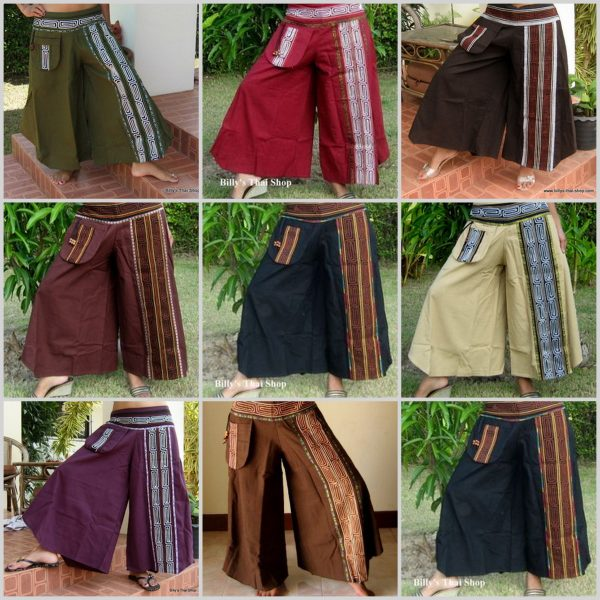 hill tribe pants