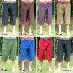 thai fisherman shorts